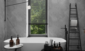 Why matte black is the most popular fashion trend in bathroom design?
