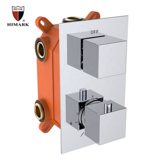 HIMARK 3 function concealed bathroom thermostatic mixer shower valve